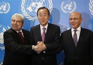 Президента Кипра госпитализировали после встречи с генсеком ООН