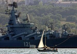 СМИ: Черноморский флот России лишится нескольких кораблей