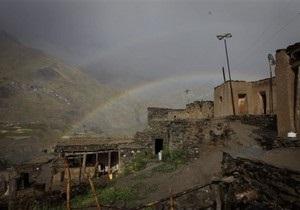 Таджикские пограничники отбились от группы вооруженных контрабандистов