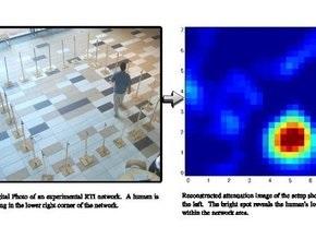 Создано устройство для наблюдения за людьми сквозь стены