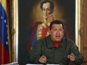 Чавес пригрозил Гондурасу войной