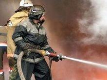 Пожар в высотном здании Днепропетровска локализирован