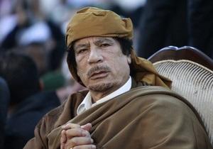 В Ливии по телевидению транслируют кадры мирной демонстрации