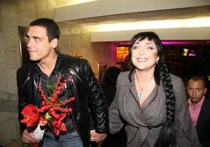 СМИ: Певица Лолита Милявская в четвертый раз выходит замуж