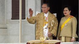 Американца осудили за оскорбление короля Таиланда