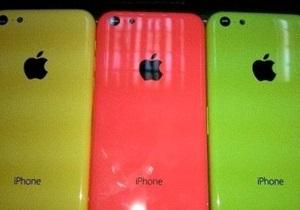 iPhone - Apple - новости технологий: В сети появились первые фото  бюджетного  iPhone