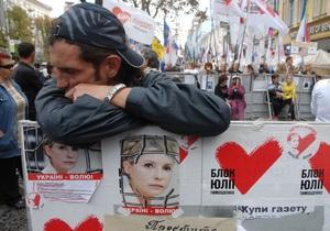 Главы МИД стран ЕС обсудят ситуацию вокруг Тимошенко на заседании 10 октября