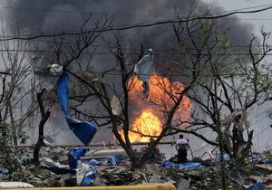 Жертвами взрыва на химическом заводе в Китае стали 12 человек