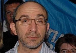 Добкин заявил, что Кернес - лучшая кандидатура на должность мэра Харькова