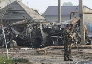 Двойной теракт в Дагестане: Янукович предложил Медведеву помощь