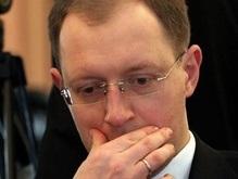 Яценюк: Производительность труда депутатов оставляет желать лучшего