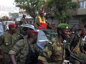 В ходе беспорядков в Гвинее погибли 157 человек