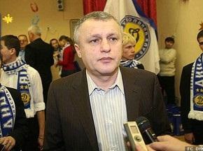 Суркис: Динамо сыграло очень сильно