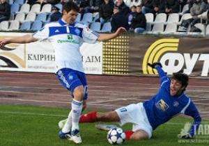 Динамо с позором пролетает мимо Лиги Чемпионов