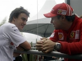 Масса: В Ferrari Алонсо предстоит заработать статус