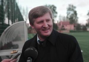 Рінат Ахметов: Гра з  Металургом  триматиме всіх у напрузі