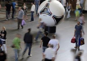Під час фінального матчу Євро-2012 у Києві було скоєно сім крадіжок