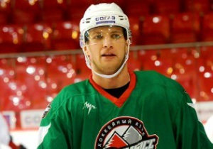 Хоккеист Антон Бабчук: Приехал помогать Донбассу побеждать, выкладываться в каждой игре