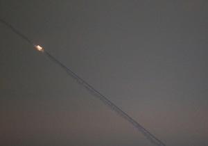 Ізраїль - курорт - ракети