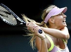 Шарапова вийшла до фіналу Токіо WTA