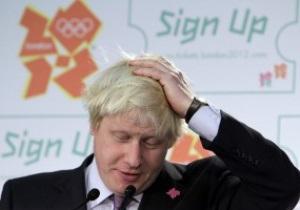 Мэр Лондона не смог купить билеты на Олимпиаду-2012