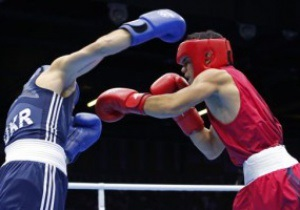 Олімпіада: український боксер Павло Іщенко поступився американцеві