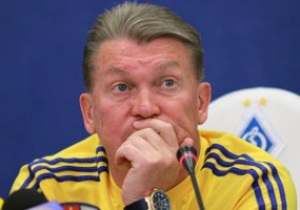 Экс-футболист Динамо: Блохину нужно наладить игру команды до конца года