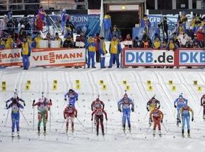 Биатлон: Bigmir)Спорт представляет 8-й этап Кубка мира