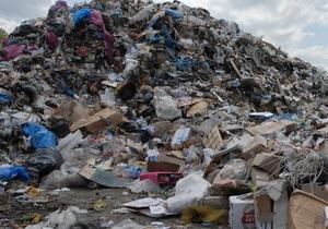 Ростех займется утилизацией мусора