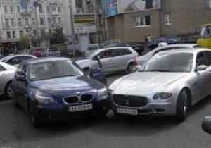 Мілевський розбив свій Maserati