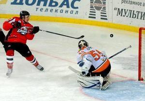 Ермак повержен: Донбасс одержал дежурную победу в ВХЛ