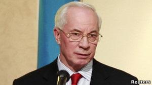 Азаров: не треба переживати через російський газ