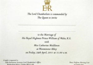 Обиделся. Принц Уильям не пригласил Блаттера на свою свадьбу