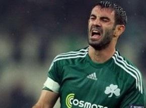 Капитан греков впечатлен динамовцами в сборной Украины