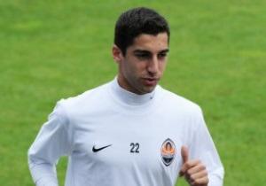 Игрок Шахтера признан лучшим футболистом Армении