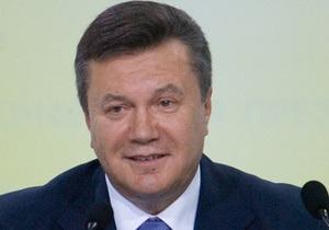 Янукович підписав указ про святкування Дня флоту України в один день з днем ВМФ Росії