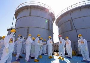 Шесть работников Фукусимы получили дозу облучения при утечке радиоактивной воды