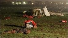 Загиблі в авіакатастрофі біля Жулян - громадяни Чехії