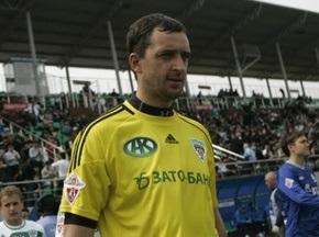 Маркевич вызвал в сборную вратаря Терека