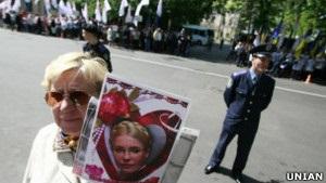 ВВС Україна: Справу Тимошенко  відфутболили  до півфіналу Євро-2012