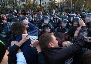 Украинцы не пострадали в ходе беспорядков в Бирюлево - МИД