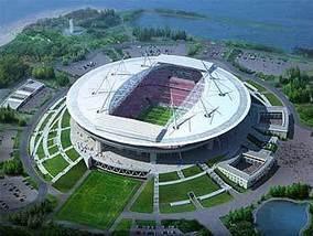 Газпром заплатит за новый стадион Зенита