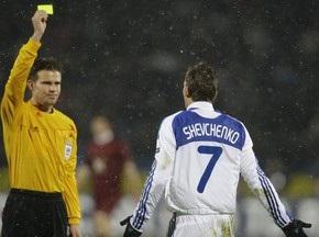 Шевченко: Единственное, что не удалось, это забить мяч