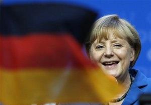 Новости Германии - выборы в Германии - Ангела Меркель: В Германии обработаны данные с 75% округов. Партия Меркель лидирует с большим отрывом