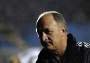 Сколари возглавит сборную Бразилии
