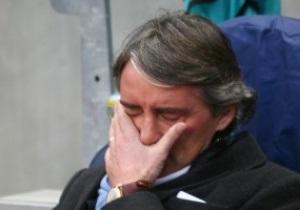 Манчини: Балотелли играл на себя, а не на команду