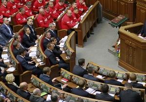 Украина ЕС - евроинтеграция - Рада - Посол Евросоюза Томбинский доволен динамикой первой рабочей недели Рады