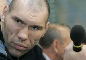 Повернення Валуєва на ринг очікується цього літа
