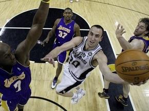 Уэйд и Жинобили - игроки недели в NBA