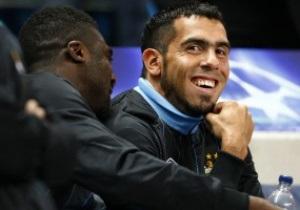 Руководство Манчестер Сити отстранило Тевеса от тренировок